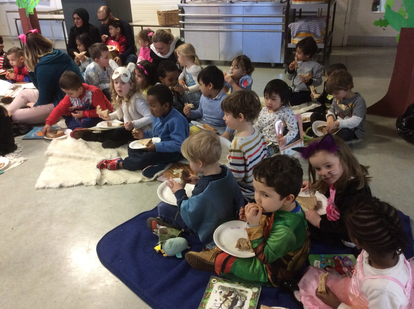 World Book Day 2017! - Torriano School